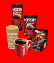 Nescafe classic mala fotka kafe